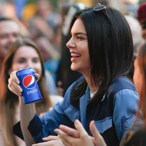 Is Kendall Jenner's new Pepsi ad offensive?