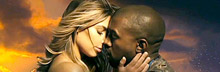 Do You Think Kanye Has Gone Too Far By Featuring Kim In His Music Video?