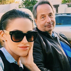 Do You Think Jessica Lowndes And Jon Lovitz Are Really A Couple?
