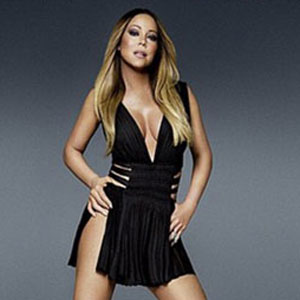 Do You Think Mariah Carey Was Photoshopped For Her New Album Cover?