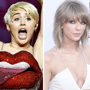 """Is Miley's critique of Taylor's """"Bad Blood"""" video justified?"""