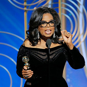 Would You Vote For Oprah For President?