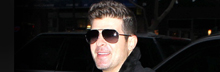 Has Robin Thicke gone too far with his new music video?