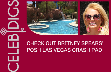 Britney Spears Moves Back Into Her Las Vegas Pad The Day After Elton John Moves Out