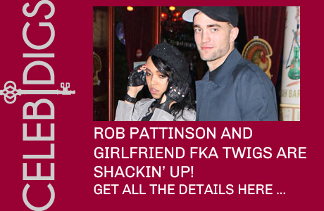 RPatz and FKA Twigs