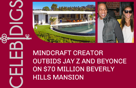 Beyonce And Jay Z Outbid On $70 Million Beverly Hills Mansion
