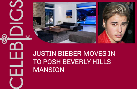 Justin Bieber Moves In To Beverly Hills Mansion After Drama At His Last Two Party Pads