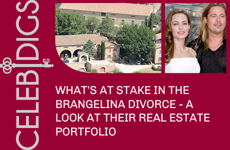 Brangelina's Real Estate Portfolio