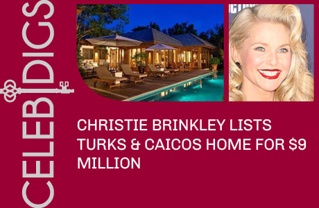 Christie Brinkley Lists Turks & Caicos Home For $9 Million