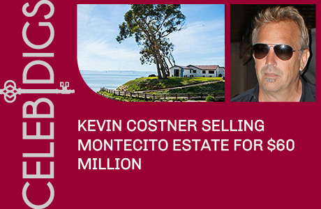 Kevin Costner Selling Montecito Estate For $60 Million