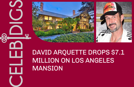 David Arquette Buys $7.1 Million Los Angeles Home In Hancock Park
