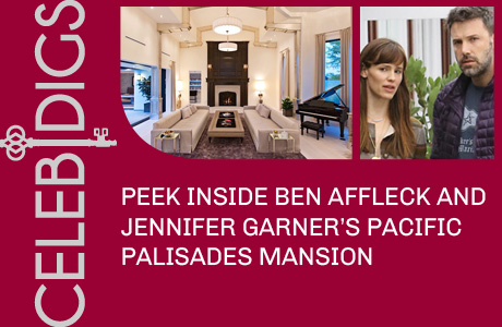 Peek Inside Ben And Jen's Pacific Palisades Mansion