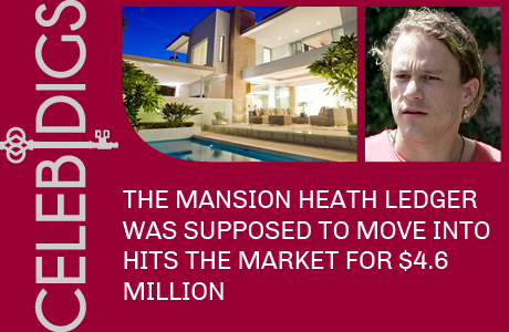 Heath Ledger's Dad Puts Late Actor's Australia Home On The Market For $4.6 Million