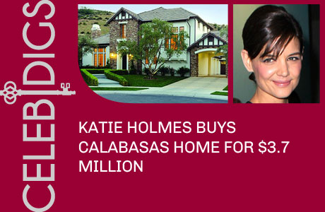 Katie Holmes Buys Calabasas Home For $3.7 Million