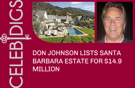Don Johnson Lists Santa Barbara Estate For $14.9 Million