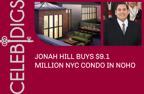 Jonah Hill Buys $9.1 Million Noho Condo
