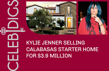 Kylie Jenner Selling Calabasas Starter Home For $3.9 Million