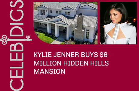 Kylie Jenner Buys $6 Million Hidden Hills Mansion
