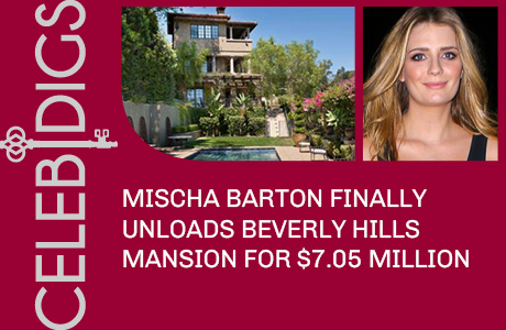 Mischa Barton Sells Beverly Hills Mansion For $7.05 Million