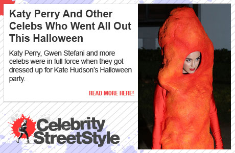 Katy Perry, Gwen Stefani And More Go Full Out For Kate Hudson's Halloween Party