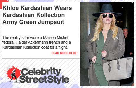 Incognito Khloe Kardashian Channels Carmen Sandiego With Her Jet-Setting Outfit