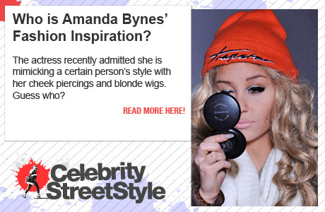 Who Is Amanda Bynes' Fashion Inspiration?