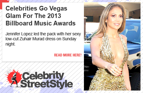 Stars Go Vegas Glam At 2013 Billboard Music Awards