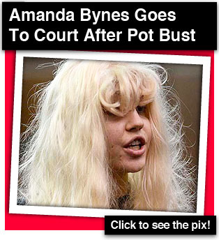 Amanda Bynes Goes To Court