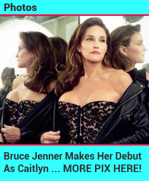 Bruce Jenner Makes Her Debut As A Woman!