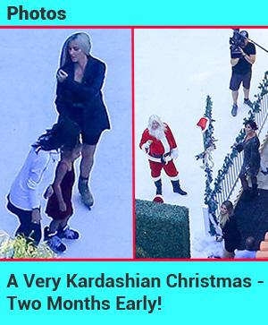 Kardashian Xmas