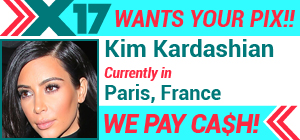 Kim K In Paris