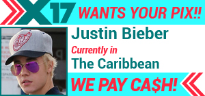 Justin Bieber In The Caribbean